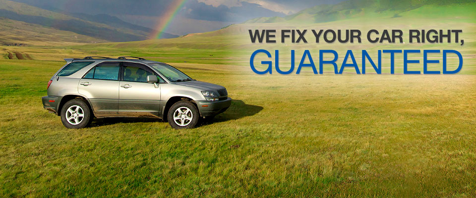 We Fix Your Car Right